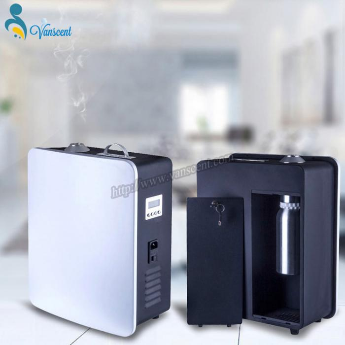 Nice Surface Metal Material Large Area Scent Machine Aroma